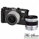 Pentax Q - Dual Lens Kit
