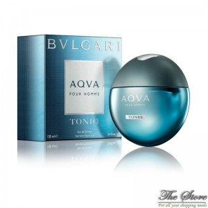 Bvlgari Aqva Toniq (Men) EDT SP